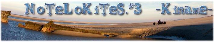 NoTeLoKiTeS - Kitebuggy Division - Kiname