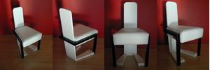 """Cadeira """"Pinguim"""""""