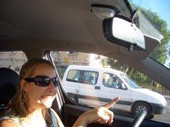 Tami Driving