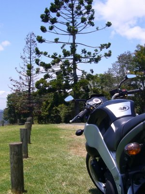 Suggested Rides #1 - Gold Coast Hinterland.