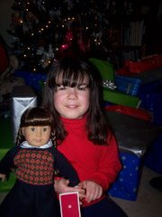 Joey & Laura's Alexis and her doll
