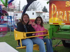 Riding the Rides