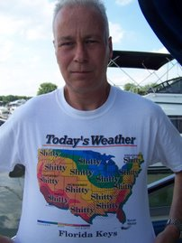 Dave is Famous for his T shirts!
