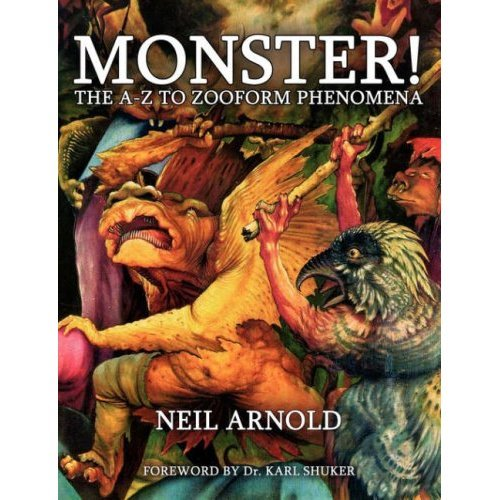 MONSTER! THE A-Z OF ZOOFORM PHENOMENA