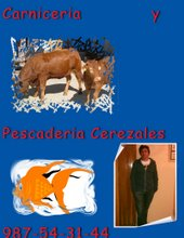 Cerezales: Carniceria y Pescaderia