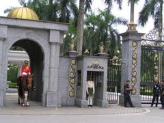 """Istana Negara"" (the Grand Palace)"