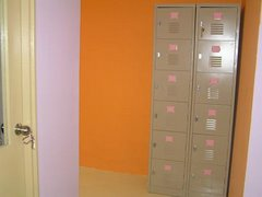 Security Metal Lockers