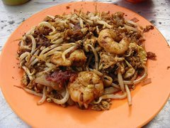 "Chinese ""char koay teow"""