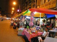 Jalan Haji Hussein street bazaar