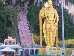 """Batu Caves"" Hindu temple & shrine"
