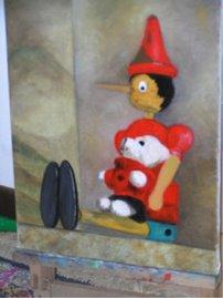 Pinocchio anni 70/80