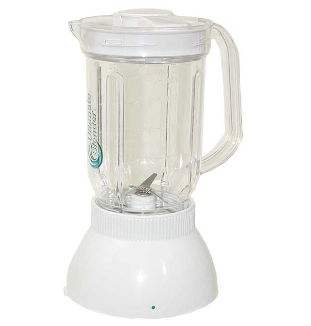 My Looking Glass: Blender - The 50 Worst Things Ever to