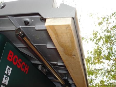 Bosch Saw Bench