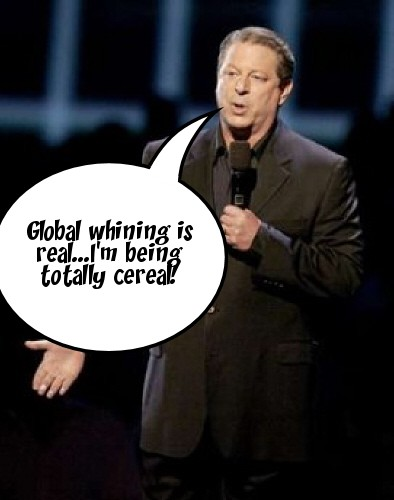 Al gore bringing sexy back on mtv