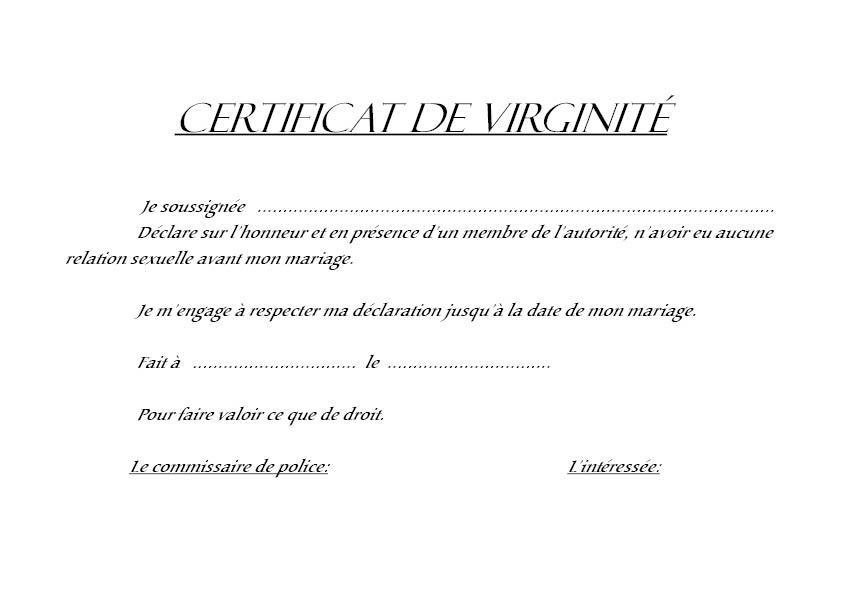 Enterrement De Vie De Garcon Certificats