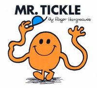 Mr Tickle book cover