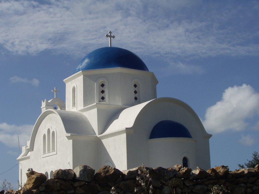 Aliki church