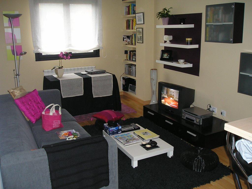 Comparte mi decoraci n decora tu apartamento salon cocina for Ideas para decorar tu apartamento