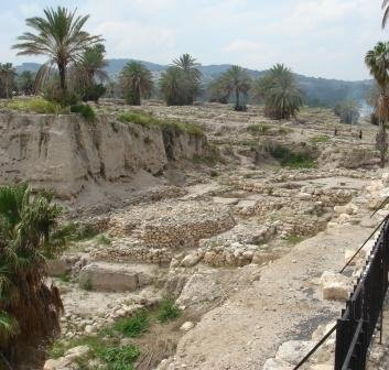 In The Footsteps of the Disciples Journal 2006: Day 4 Megiddo