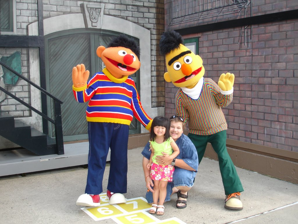 Journey to Isabella Nicole: Sesame Place Vacation in Langhorne, PA