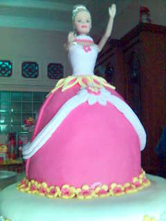 Mamalehe Kitchen My Inspiring World Princess Natasha Cake