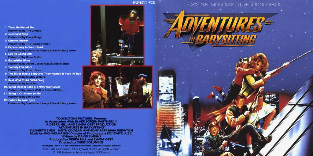Hard To Find Songs From Soundtracks Adventures In