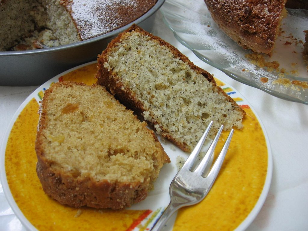 Lemon Poopy Seed Bread From Yellow Cake Mix