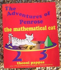 The Adventures of Penrose The Mathematical Cat book cover
