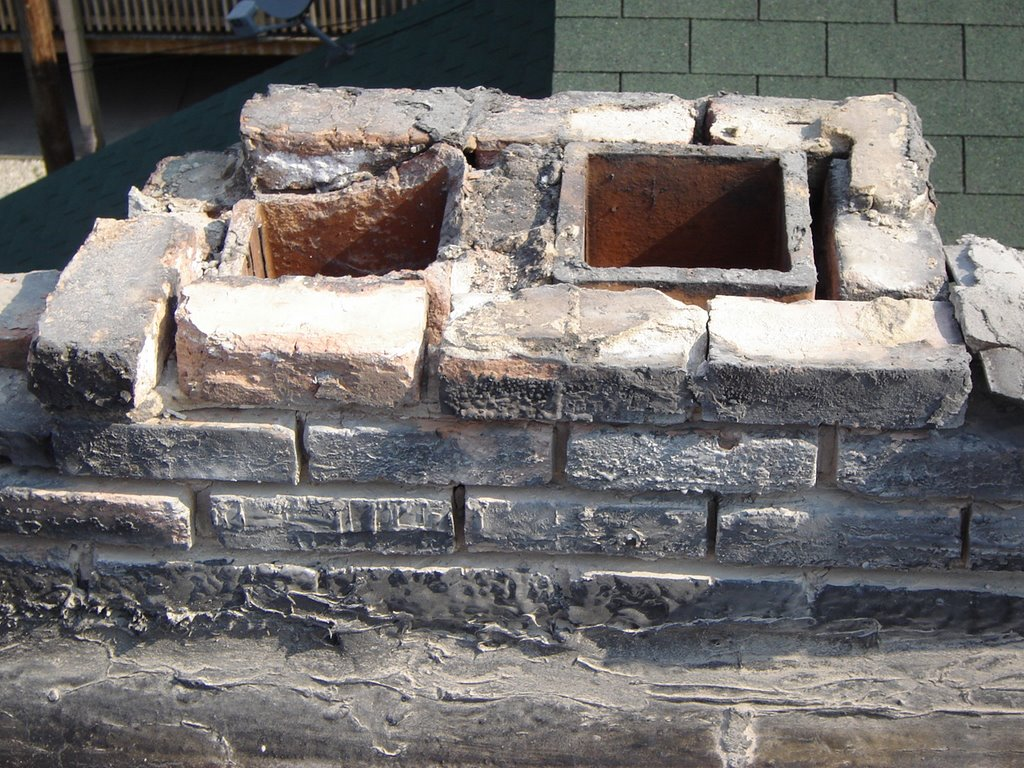 Chicago 2 Flat Flat Roof Amp Parapet Story