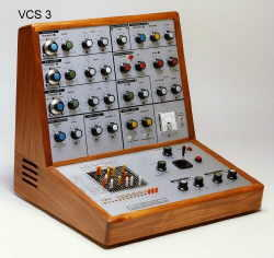 Brut Smog: The Venerable VCS3