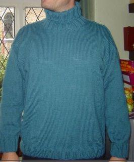 Mario's Sweater