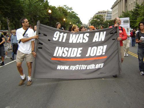 Was 911 an Inside Job