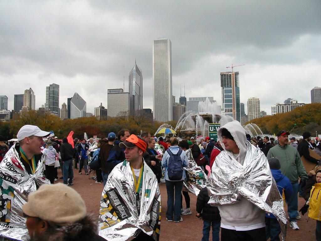 Marathon Pundit: October 2006