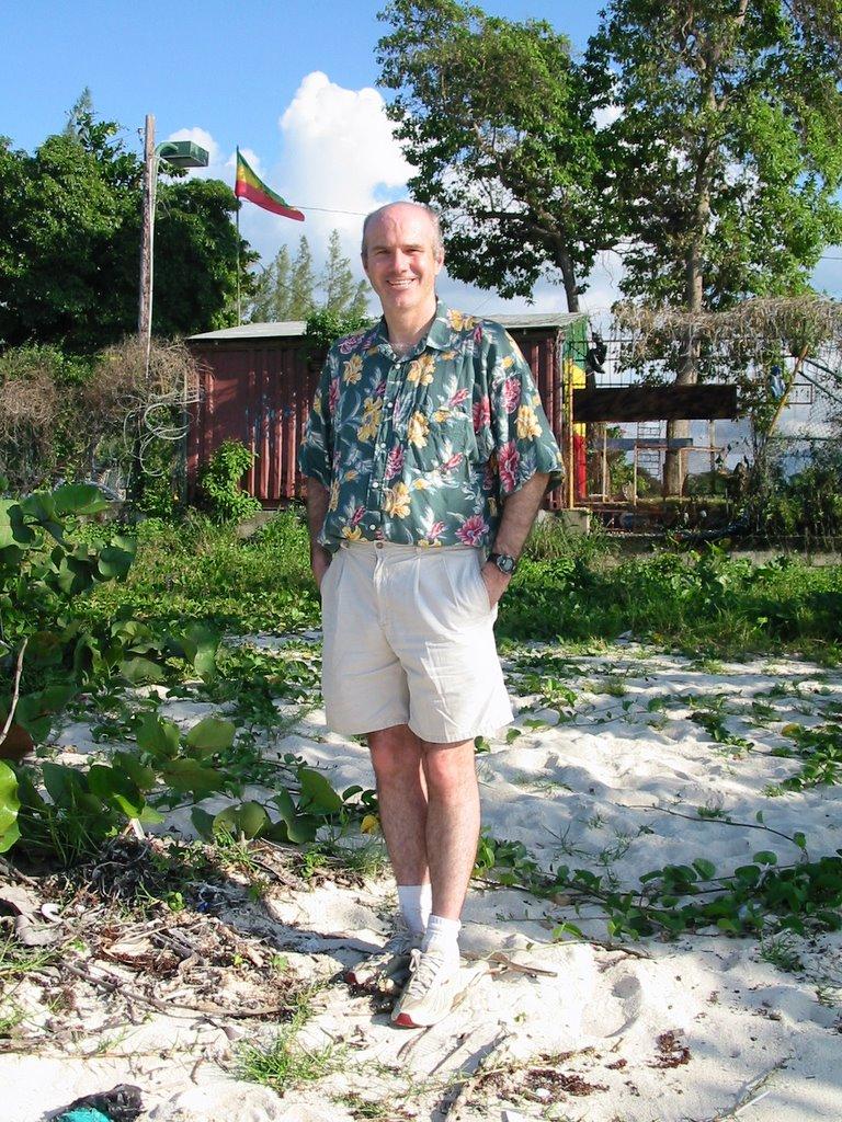 Marathon Pundit: Jamaica, yo problem, part one: The island