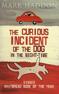 Curious incident of the dog in the night time – Read it!!