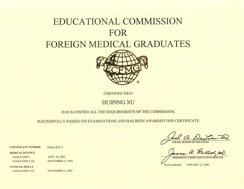 buy Neurology certificate online
