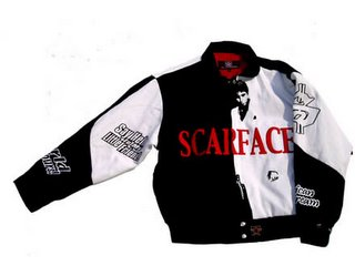 Scarface leather jackets
