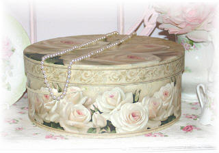 ~Gorgeous Rose Hatbox ~