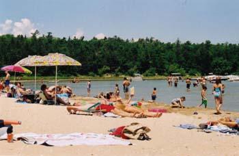 Nicolet Beach Peninsula State Park Door County Wisconsin