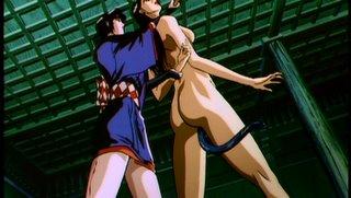 Really. Ninja scroll nude scenes apologise, but