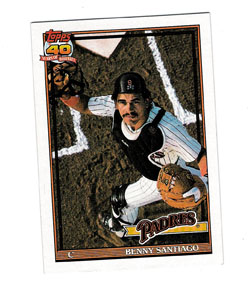 The Baseball Card Blog Appreciation Cinematic Cards From 1991