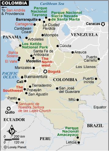 flughafen kolumbien