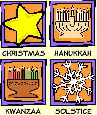 Christmas Hanukkah Kwanzaa And Other Holidays.Dr Deb How To Stay Positive During The Holidays