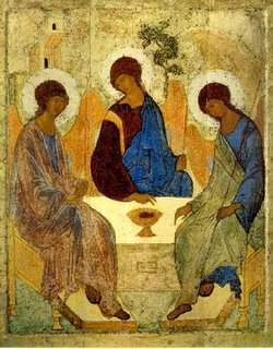 Andrei Rubliov, Sfanta Treime a Vechiului Testament