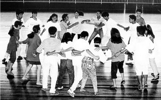 Rizal High School 1990; decisive moment; photo by Atty. Galacio