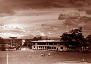Rizal High School 1995; wide depth of field; photo by Atty. Galacio, RHS Class 1973