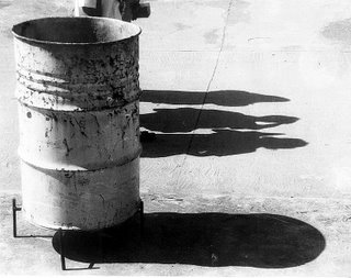 Shadows at high noon; 1991; photo by Atty. Galacio