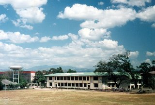 Rizal High School, Pasig, 1996; photo by Atty. Galacio
