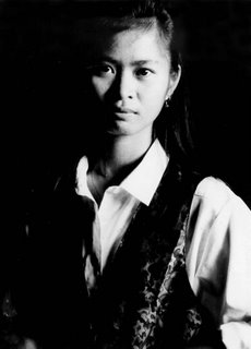 Conveying depth through sidelighting; 1991; photo by Atty. Galacio