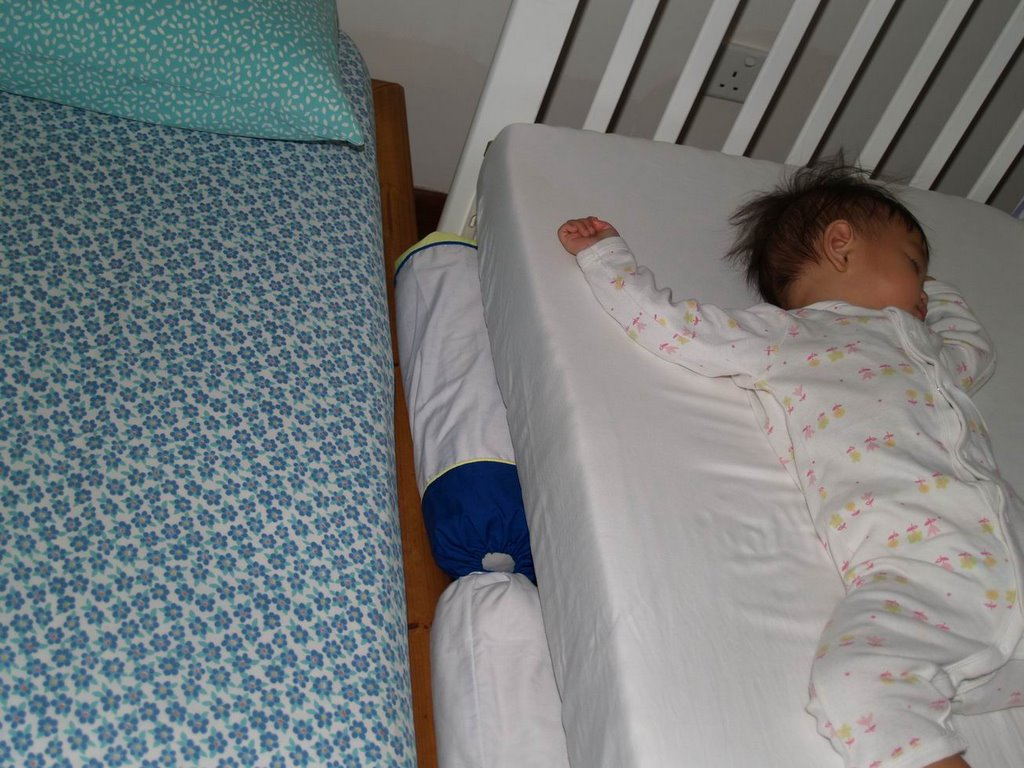 Sleeping Arrangement My Two Girls All About Zara And Zaria